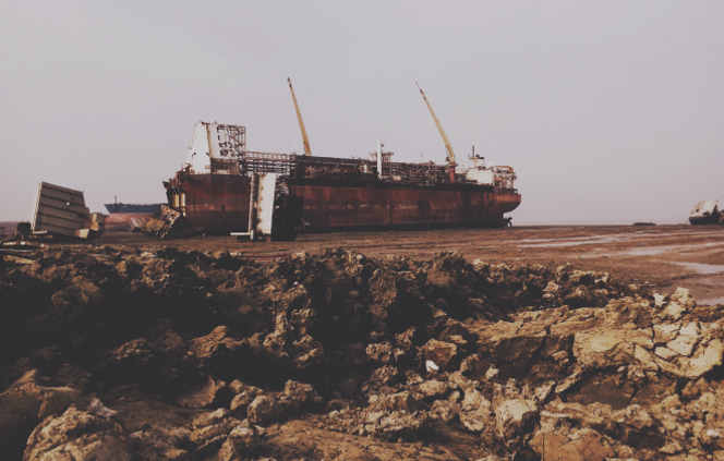 Maersk's toxic trade: the North Sea Producer case - NGO Shipbreaking